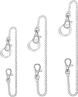Belt Chain, Shynek 3pcs Pocket Chain Wallet Chain Janes Pants Chain for Eboy, Egirl, Men and Women