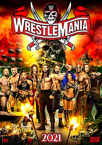 WWE: WrestleMania 37 (DVD)