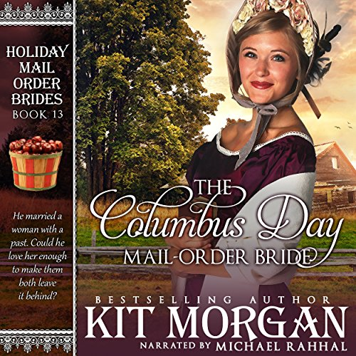 The Columbus Day Mail-Order Bride audiobook cover art