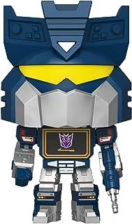 Funko 50969 POP Vinyl: Transformers-Soundwave Retro S3 Collectible Toy, Multicolour