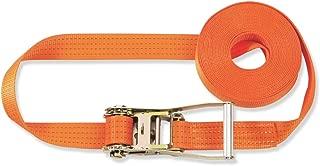 6 piezas Braun 750-6-FRONT incluye cintas de sujeci/ón color naranja Juego de correas con hebilla y ganchos para sujeci/ón delantera de motocicleta