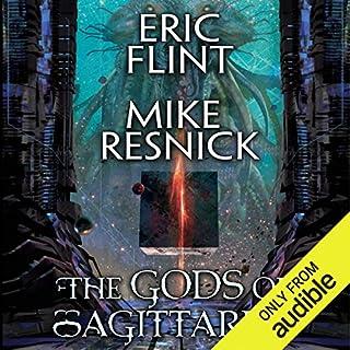 The Gods of Sagittarius cover art
