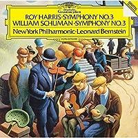 ハリス:交響曲第3番/W.シューマン:交響曲第3番