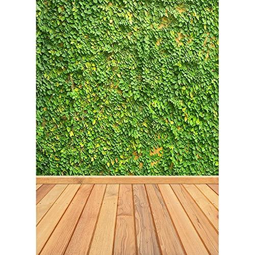 Fondo de fotografía de Textura de Tablero de Madera tablones de Madera Piso Baby Shower Photo Backdrops Studio Props A4 10x7ft / 3x2.2m