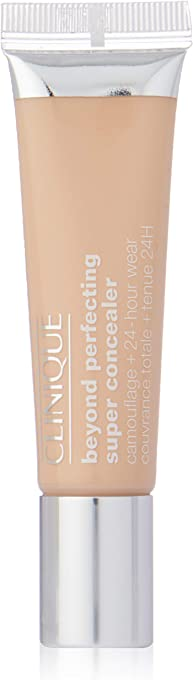 Clinique Beyond Perfecting Super Concealer Camouflage Plus 24-Hour Wear - 10 Moderately Fair for Women - 0.28 oz Concealer, 8.4 Milliliter