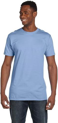 4980 Nano T-shirt pour hommes 1 Deep Royal + 1 lumière bleu 3XL