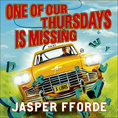 One of Our Thursdays Is Missing cover art