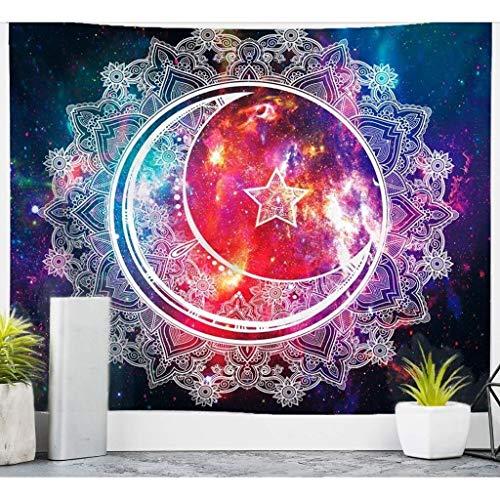 M-YN Tapiz de Pared Tapestries Tapicería de la Pared, Mandala Retro Tapices colgados de la Pared del Hippie Tapiz de la decoración del Arte for el Dormitorio de la Sala del Dormitorio