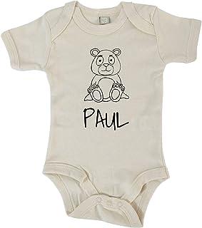 JOllify JOllipets Baby Strampler - PAUL - 100% BIO - Variante: Tiere Zoo