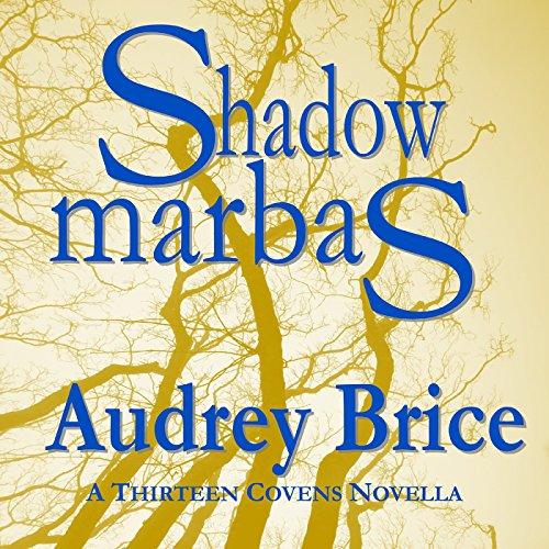 Shadow Marbas audiobook cover art