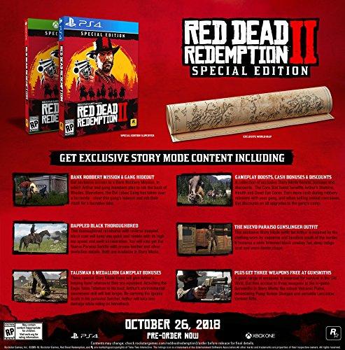 Red Dead Redemption 2: édition spéciale Xbox One - 11