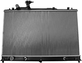 TYC 13154 Replacement Radiator for Mazda CX-7