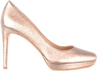THE SELLER Luxury Fashion Womens MCBI34930 Gold Pumps | Season Outlet