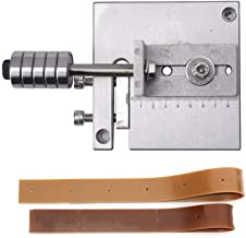 BoTaiDaHong Leather Belt Cutting Machine Leather Strap Cutter Machine Aluminium Strip Cutting Tool Belt Cutting Kit 60mm