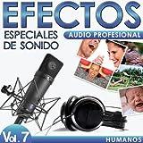 Efectos Especiales de Sonido. Vol. 7. Humanos