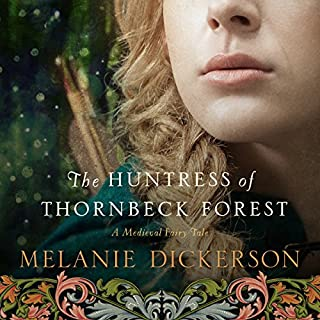 The Huntress of Thornbeck Forest audiobook cover art