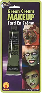 Rubie's Green Cream Makeup, 1.0 Ounce