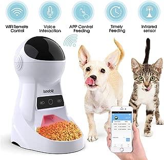 Best pet food dispenser wifi Reviews