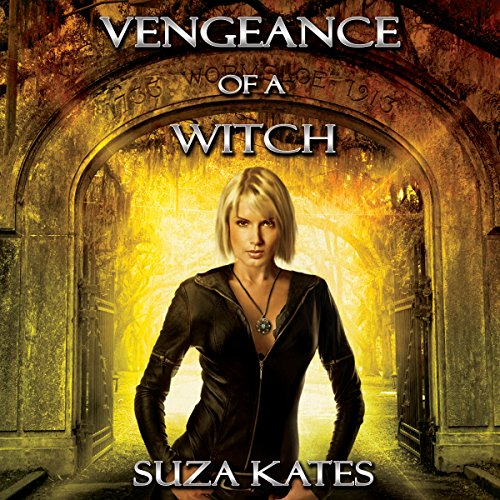 Vengeance of a Witch audiobook cover art