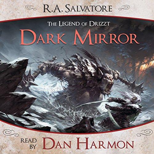 Dark Mirror audiobook cover art