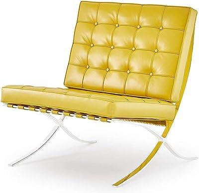 Amazon Com Emod Mies Barcelona Chair Reproduction