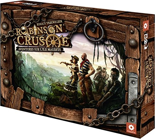 Asmodee – Juego de Cartas Robinson Crusoe: Amazon.es: Juguetes y juegos