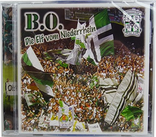 """CD """"Die Elf vom Niederrhein Best of B.O"""" Borussia Mönchengladbach"""