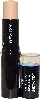 2x Revlon Photoready Insta-Fix Make Up Foundation Stick 6.8g - 120 Vanilla