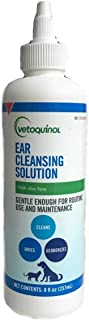 Vet Solutions Ear Cleansing Solution Aloe Vera (8oz)