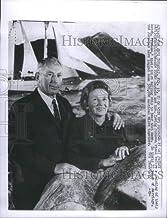 Historic Images - 1966 Vintage Press Photo Irying Johnson Ketch Yankee Johnson- RSA91447