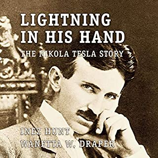 Lightning in His Hand: The Nikola Tesla Story cover art