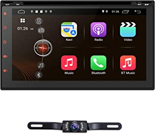 2GB DDR3 RAM Octa-Core Rotatable Face Panel 2.5D Curved Screen Car Stereo /& Universal Single Din Stereo Fitting Cage XTRONS 10.1 Android 8.1 32GB ROM