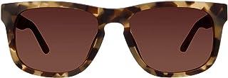 Eyewear - Riley - Designer Square Sunglasses for Men and Women - 100% UVA/UVB