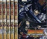 聖闘士星矢 THE LOST CANVAS 冥王神話 第2章 レンタル落ち 全6巻セット マーケットプレイスDVDセット商品