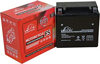 Replaces YTX12-BS GTX12-BS Atom Advanced ATX12-BS Gel Motorcycle Battery 510 012 009