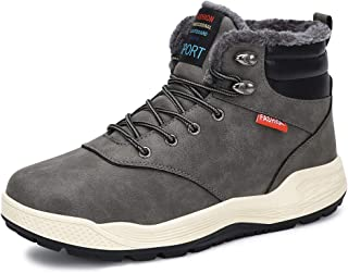 Best grey winter boots mens Reviews