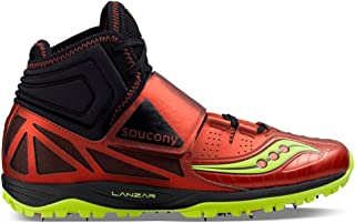 Saucony Mens S29038-1 Men's Lanzar Jav2 Red Size: