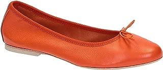 Luxury Fashion Womens 6087ORANGE Orange Flats | Season Outlet