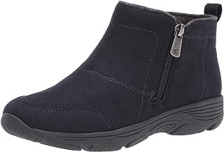 Easy Spirit Women's VEER8 Ankle Boot, Blue, 7