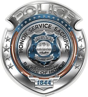 fraternal order of police bumper sticker