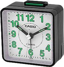 ساعة منبه من كاسيو TQ-140-1BDF - اسود