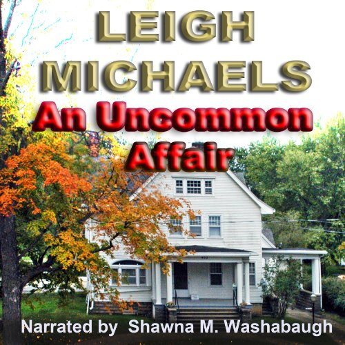 An Uncommon Affair audiobook cover art