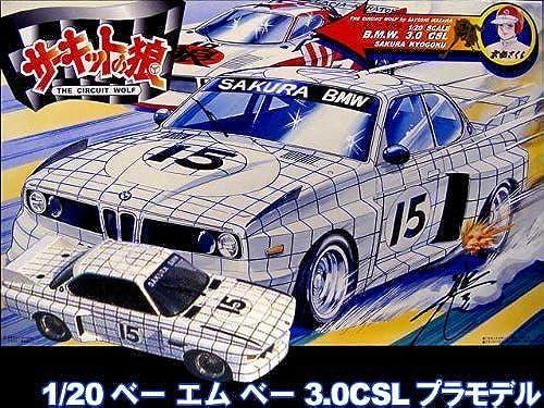 precios mas baratos Circuito Circuito Circuito Lobo 1 20 B.M.W. 3.0 CSL Kyogoku Sakura  Con 100% de calidad y servicio de% 100.