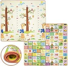 2mx1.8mx2cm Baby Animal Tree Measure & Alphabet Play Mat