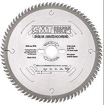 CMT Orange Tools 281.160.40H - Sierra circular 160x2.2/1.6x20 z 40 tcg+4 taladros avellanados