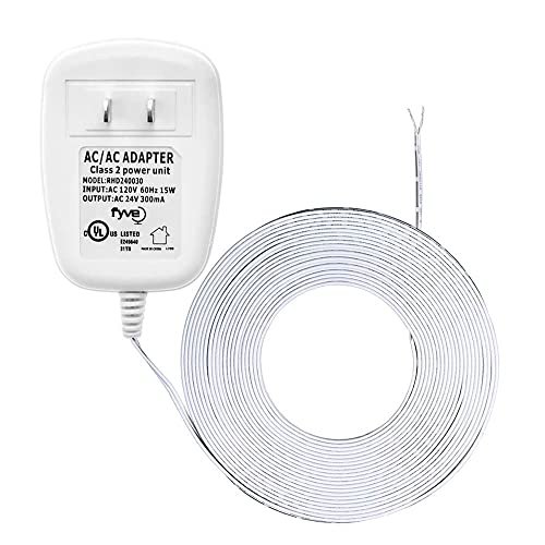 Door Bell Wire: Amazon.com Wiring A Doorbell on 2 bells wiring for doorbell, wiring multiple doorbells, repair a doorbell, wiring switch, wiring light, household wiring doorbell, wiring smoke detectors, wiring ceiling fan,