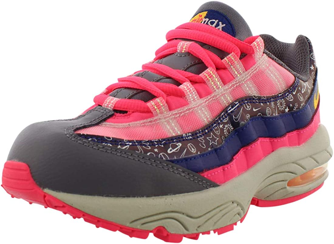 Nike Air Max 95 Little Kids Style: CI9936-500 Size: