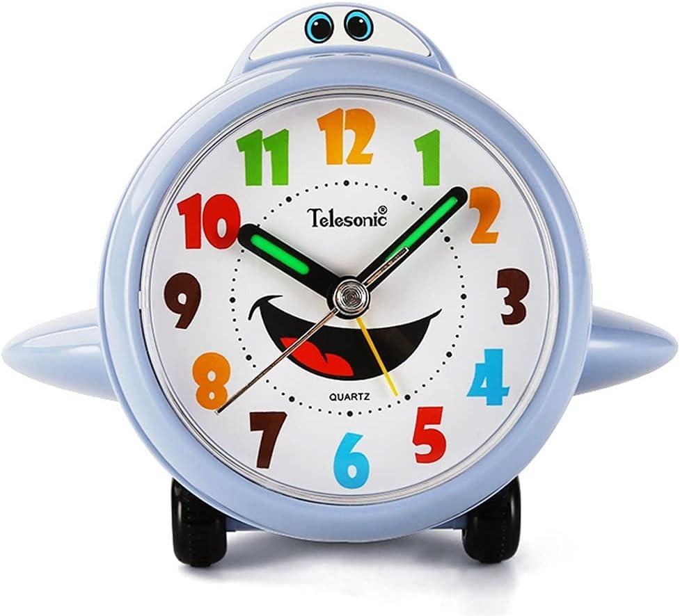 UXZDX Alarm Clock Children Ranking TOP19 Electronic B Bedside Virginia Beach Mall Mute