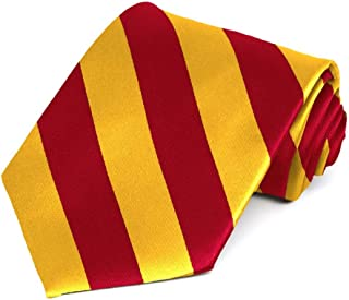 Best red and yellow striped tie Reviews