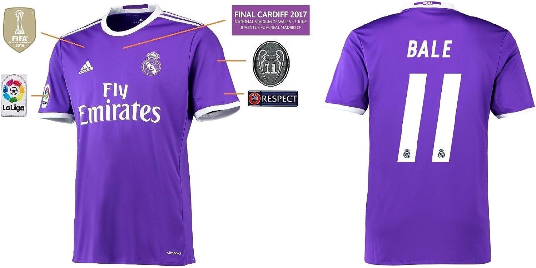 Trikot Herren Away Champions League Final Cardiff 2017 - Bale 11
